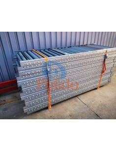 CAMA DE RODILLOS CENTRAL L-80x45 2495 x 880 mm