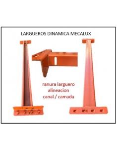 LARGUERO C DINAMICA MECALUX  1216 X 80 X 50 - 30/105