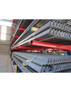 CARRIL COMPACTA GP4 MECALUX 4250 mm