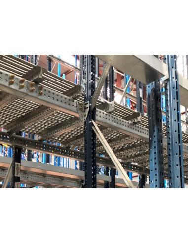 FIJACION BASES CANTILEVER MECA-SYSTEM 115x100mm