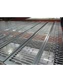 LARGUERO N CLE-84 DE 2134x80x30mm / Para Estanterias Metal Point
