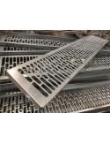 LARGUERO N CLE-96 DE 2438x80x30mm / Para Estanterias Metal Point