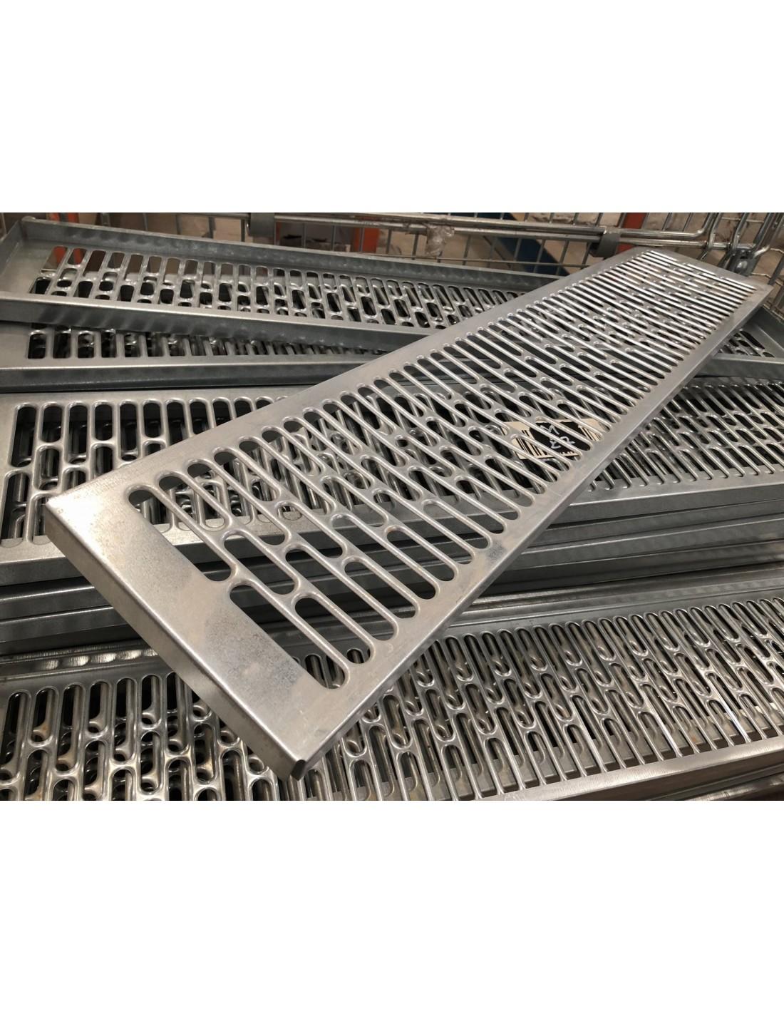 LARGUERO N CLE-96 DE 2438x80x30mm / Para Estanterias Metal