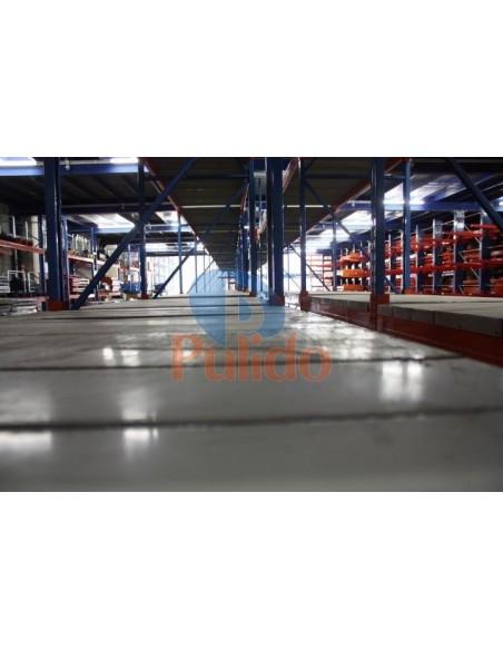 PARRILLA DIVISORIA IMEGUISA SIMPLE 800 x 760 mm