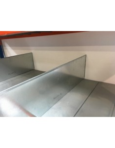 PANEL DIVISORIO ESTANTERIA ATORNILLADO 1100x300 mm
