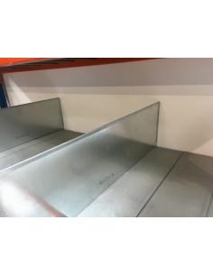 PANEL DIVISORIO ESTANTERIA ATORNILLADO 800x300 mm