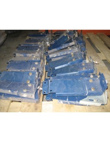 CAMA RODILLOS CENTRAL  L-80x45 2445 x 960 mm