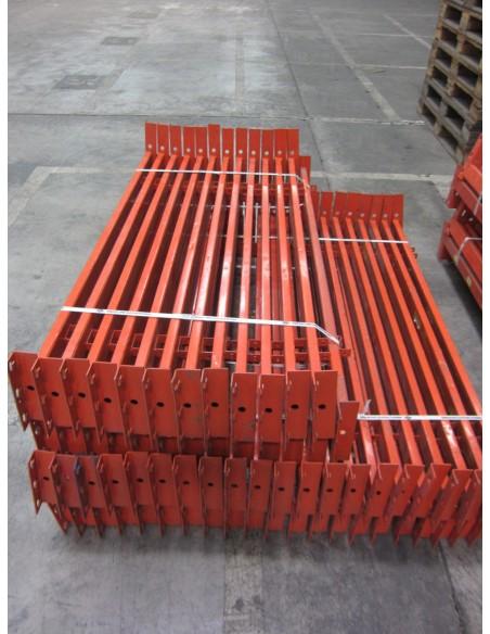 ANCLAJE PLETINA ATIRANTADO Y CARRIL COMPACTA MECALUX 160 x 40 x 80 mm
