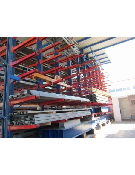 PIE PUNTAL 101 MECALUX 155 X 120 X 5 mm