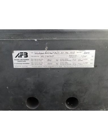 LARGUERO ESMENA Z-80-30 1965mm.
