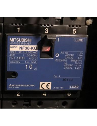 LARGUERO RECORD 2C-80-50 1900mm.