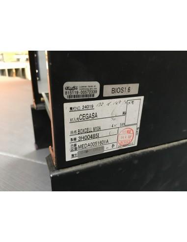 TOPE PALETA TUBO 2690x50x50 AMARILLO