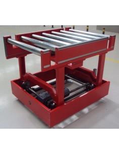 CORREA SIMPLE OMEGA 2400x75x40mm