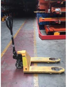 Transpaleta Manual Goma 2500kg